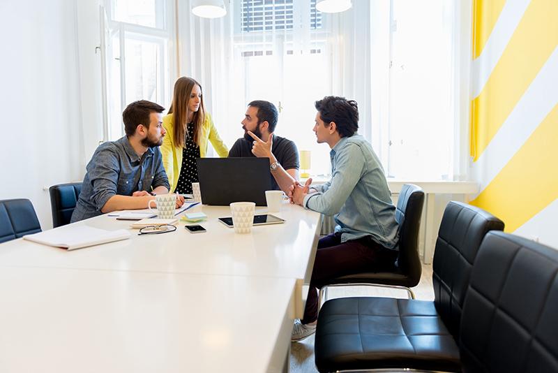 Für Existenzgründer gibt es einiges zu beachten – OCTA unterstützt Sie von Anfang an